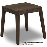 Wooden End Stool