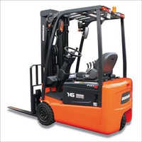 Battery Operated Forklift Rental Service