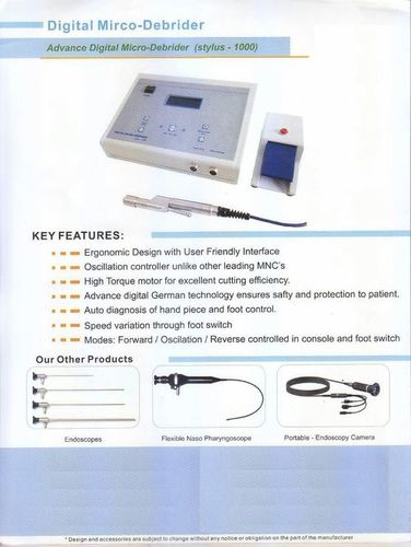 Digital Micro-Debrider