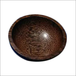 Palm Wood Bowl