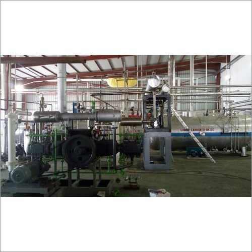 Diesel Based Carbon Dioxide Production Plant