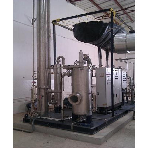 CO2 Recovery From Stack Gas