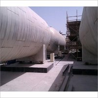 PUF Insulated Storage Tank