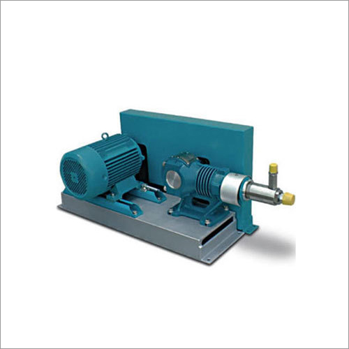 Cryogenic Liquid CO2 Cylinder Filling Pump