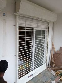Pipe grill Rolling Shutter