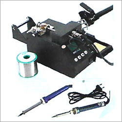 Semi Automatic Soldering Station