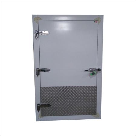 Industrial Flush Door