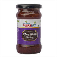 Lime Chilli Chutney