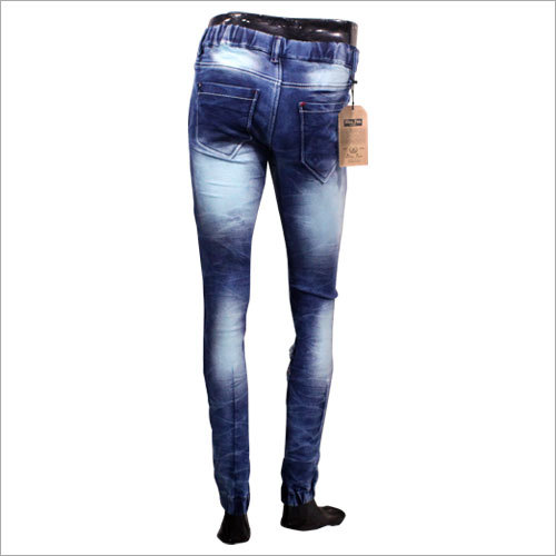 Mens Stretchable Rugged Jeans