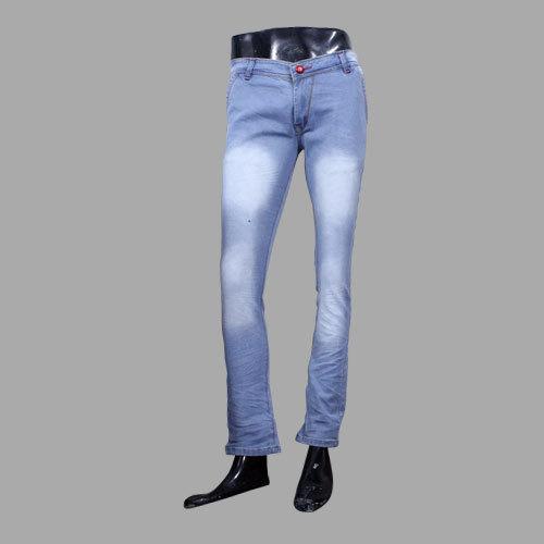 Mens Designer Plain Jeans