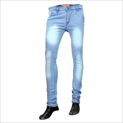 Mens Designer Skinny Jeans
