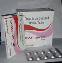 Progesterone 300 mg SR Tablets