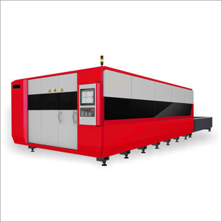 High-Power Fiber Cutting Machine