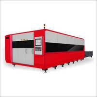 High-Power Fiber Cutting Machine