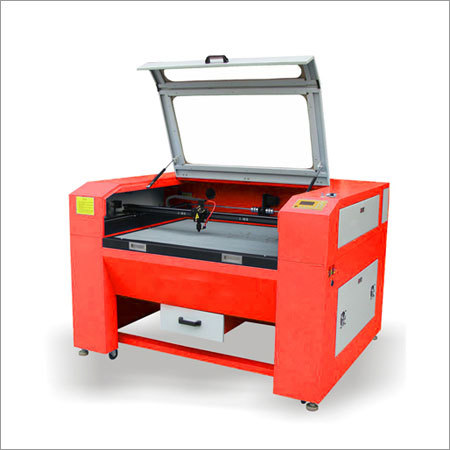 Small Scale Laser Cutter Machine