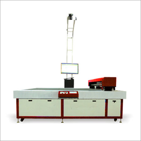 Laser Leather Cutting Machine