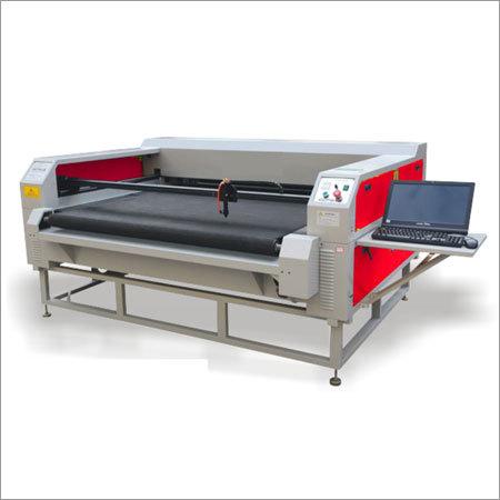 Car-Seat- Cover Laser Cutting Machine
