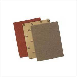Dry Abrasive Paper