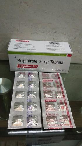 Ropinirole  2mg