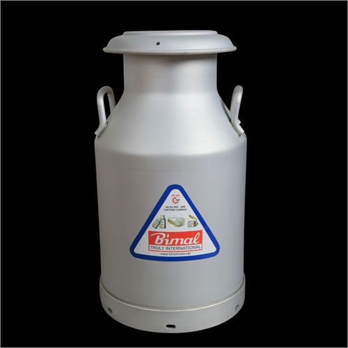 Alu Milk Can 40 Ltr