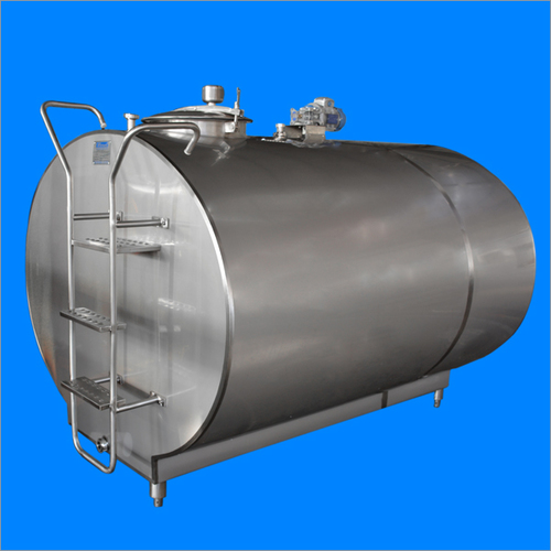5000 Ltr Capacity Bulk Milk Cooler