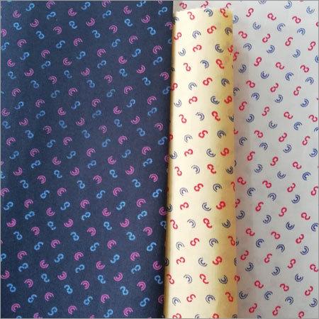 Print Pocketing Cloth