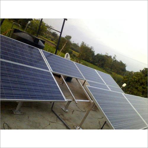 3 Kva Domestic Solar Offrid Plant