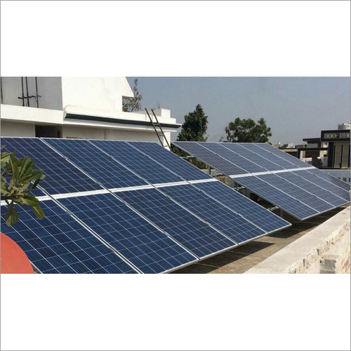 Solar Ongrid Plant 5 Kva