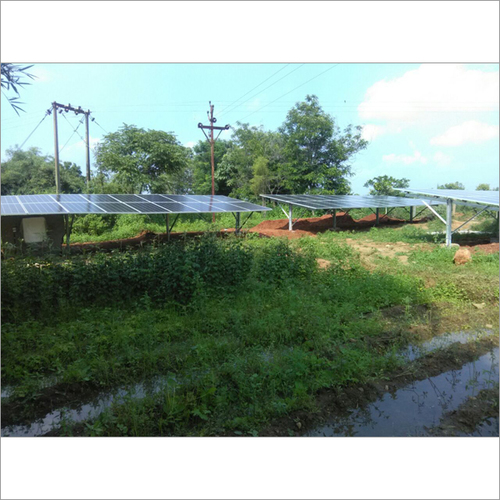 12 Kva Solar Water Pump System