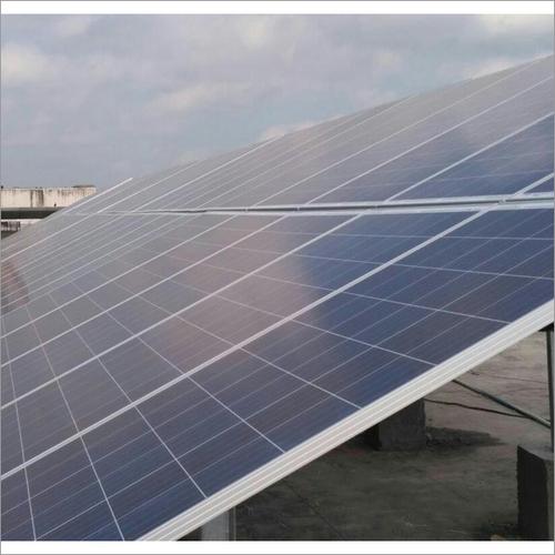 10 Kva Commercial Solar Ongrid Plant