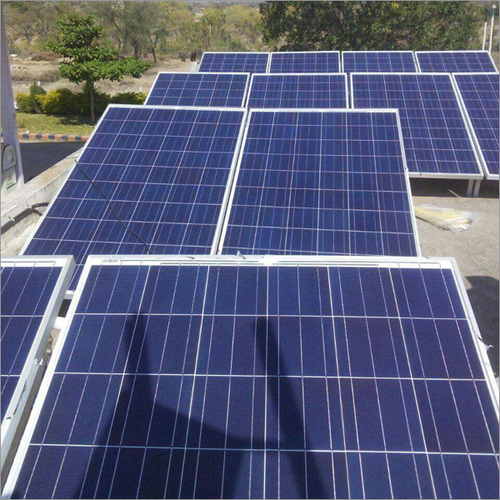 3 Kva Domestic Solar On Grid Plant  With 5 Years Amc