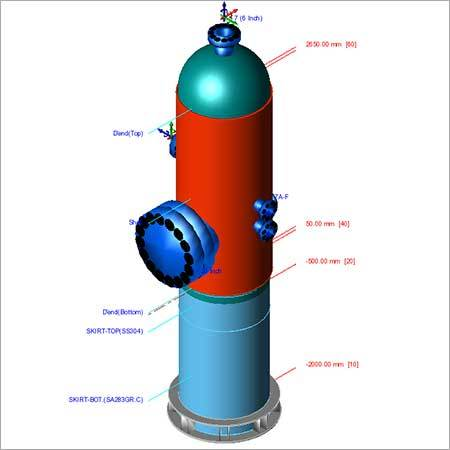 Heavy Duty Pressure Vessel Design