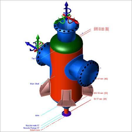 Small Pressure Vessel design