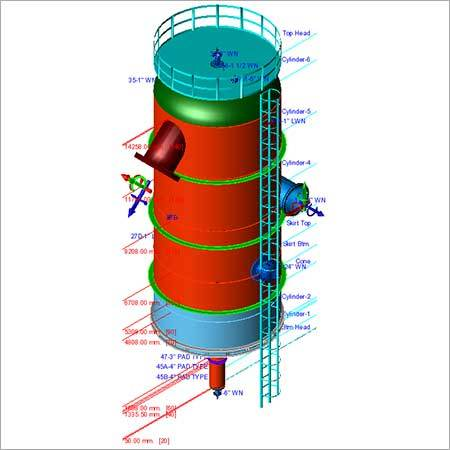 Stainless Steel Pressure Vessel Design
