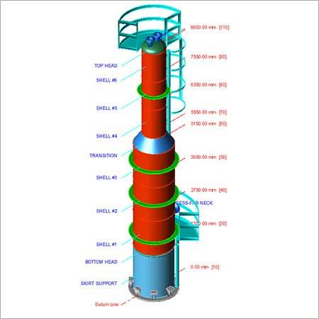 Vertical Pressure Vessel Design