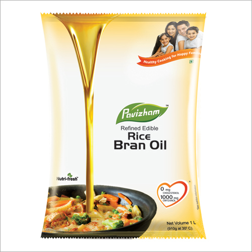 Rice Bran Health Oil