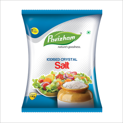 Iodized Crystal Salt