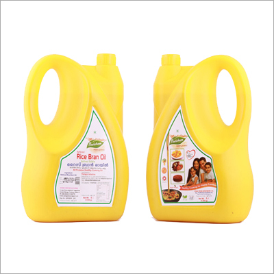 Fresh Rice Bran Oil