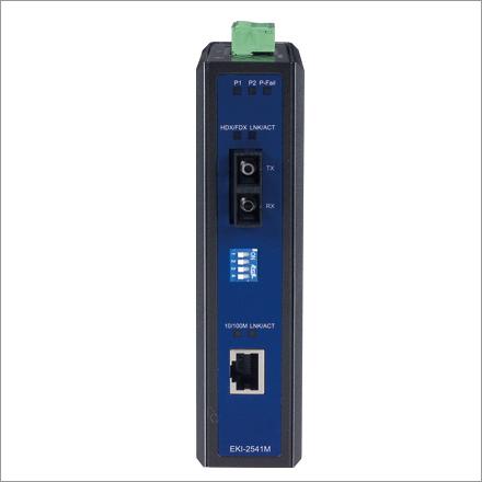 EKI-2541M Industrial Ethernet Media Converters