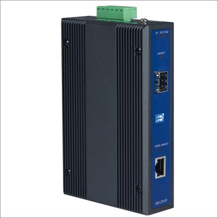 EKI-2741F Industrial Ethernet Media Converters
