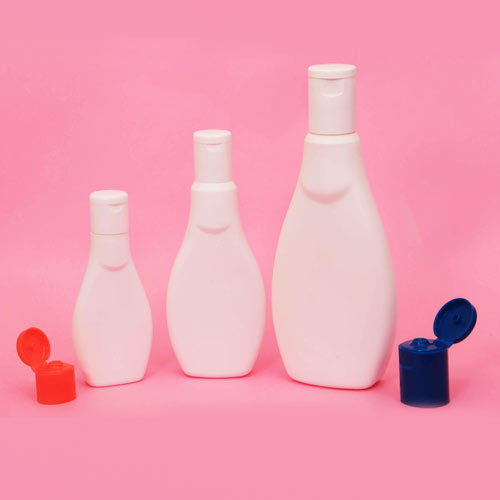 HDPE Baby Bath Bottle