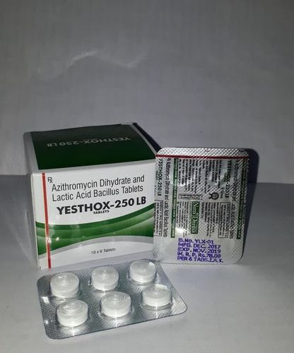 Yesthox-250 Lb Tab