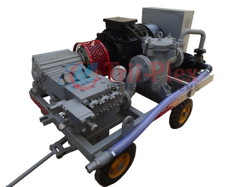 Industrial High Pressure Water Jetting Machines