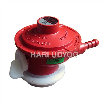 LPG Gas Cylinder Regulator