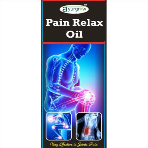 Pain Relax Oil
