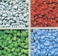 Colored Nylon Granules