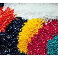 Colored Nylon Granules