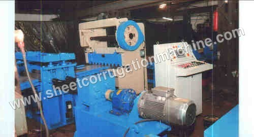 Automatic Cut To Length Machine (ACTLM)