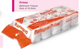 10x1 Prime Bathroom Tissues