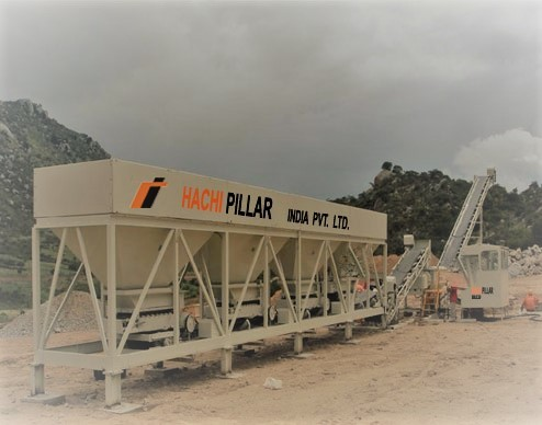 Wet Mix Concrete Plant